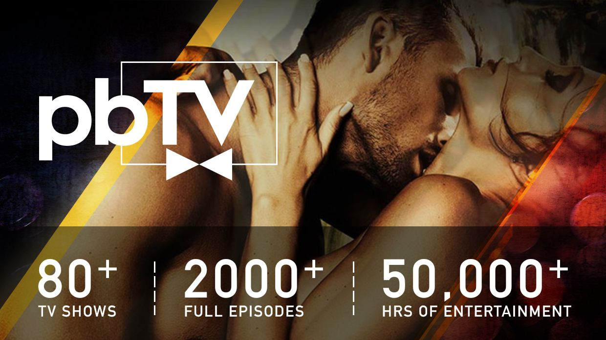 Playboy TV - 50,000+ hours of entertainment
